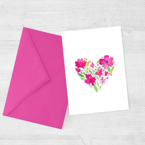 Printable Love Card